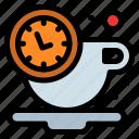 break, coffee, rest, time