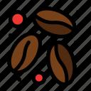 bean, caffeine, coffee