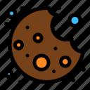 bite, cookie, food