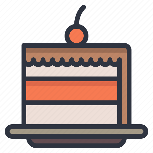 cafe, cake, dessert, sweet icon