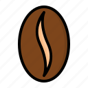 bean, coffee, drink, roasted, seed