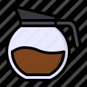 coffee, drink, kettle, kitchen, pot