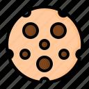 cookie, dessert, food, snack, sweet icon