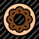 bakery, dessert, donut, doughnut, food