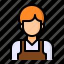 avatar, barista, boy, coffee, man