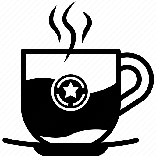 Cafe, caffeine, coffee, cup, drink, hot icon - Download on Iconfinder