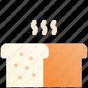 bread, toast, bakery, grain, bake