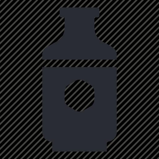 beverage, bottle, cafe, milk icon