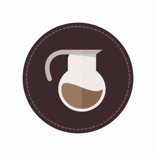beverage, bottle, cafe, coffee, drink, hot, pot icon