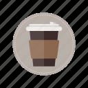 beverage, coffee, milk, cup, drink, hot