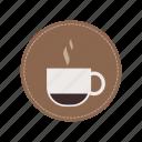 beverage, cafe, coffee time, espresso, hot coffee, drink, mug