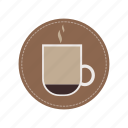 beverage, coffee, cup, drink, espresso, latte icon