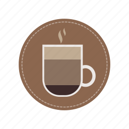 cafe, coffee, espresso, hot, milk, mocha, mug icon