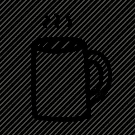 coffe, cup, drink, mug, office cup, tea icon
