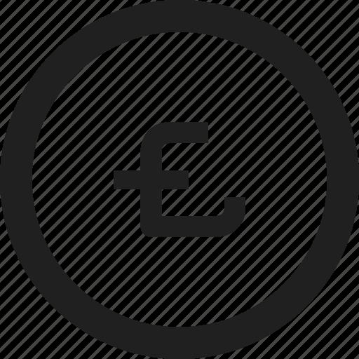 Coin, design, line, money icon - Download on Iconfinder