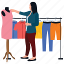 dress designer, dress making, fashion designer, readymade clothes, womens fashion icon