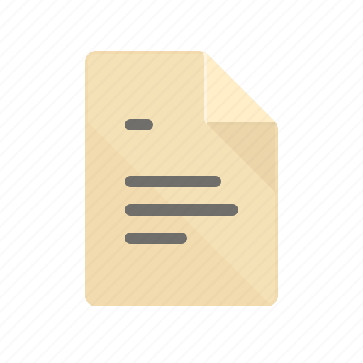 doc, document, excel, letter, new, text, word icon