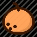 citrus, food, fruit, tangerine icon
