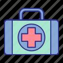 box, doctor, medical, medicine icon
