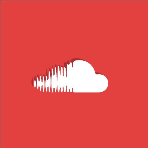 colud, social, soundcloud icon