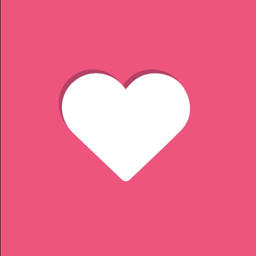 favorite, heart, love, weheartit icon