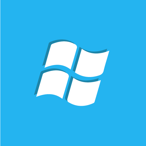 social, windows icon