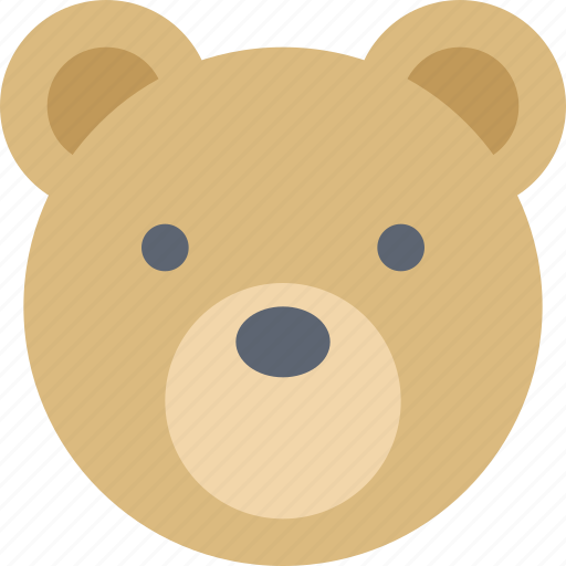 animal, baby, bear, child, teddy, toy, toys icon