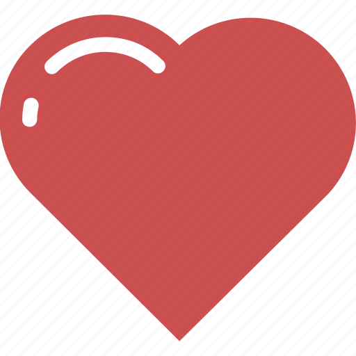 beat, heart, heartrate, like, love, romantic, valentine icon