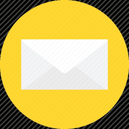 envelope, epistle, letter, mail, postcard icon