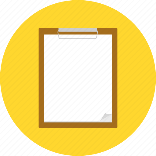 desk, document, memo, memo pad, office work, papers, scratch paper icon