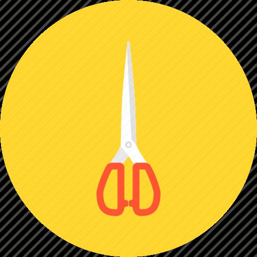 cut, scissors, sewing, snip icon