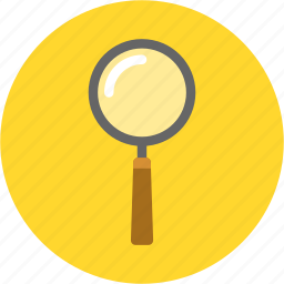 browse, look, magnify, magnifying glass, search, view, zoom icon