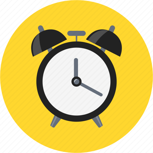 alarm, clock, get up, hour, morning, test, work icon