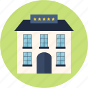 building, coffee, hotel, house, restaurant, shop, shopping icon