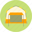 camping, excursion, picnic, tent, trip, outing