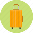 airport, baggage, journey, suitcase, traveling bag, trip