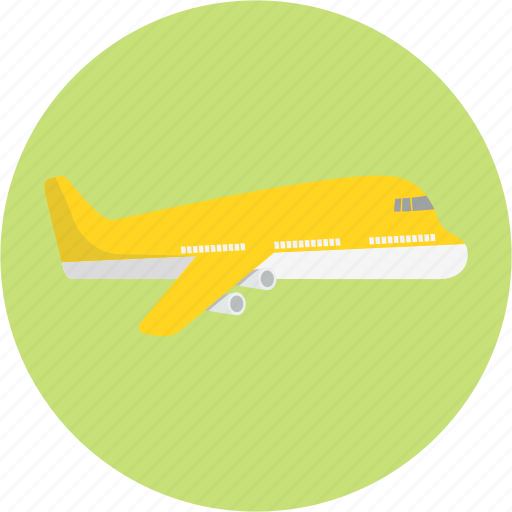 airplane, airport, flight, journey, travel, trip icon
