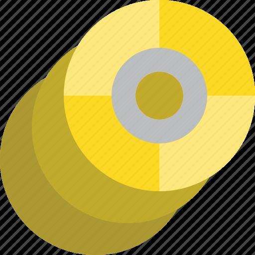cd, copy, dvd, media icon