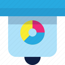 business, chart, figures, statistics icon