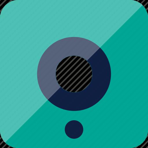 disk, floppy, save, storage icon