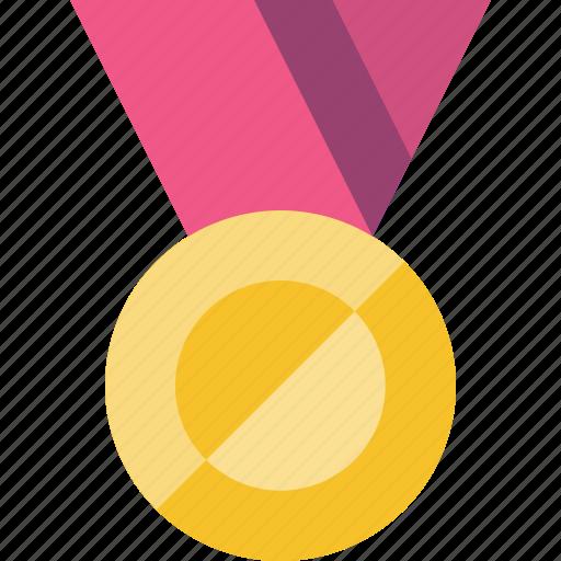 fidelity, loyalty, medal, ranking, winner icon