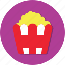 corn, eat, fod, snack icon
