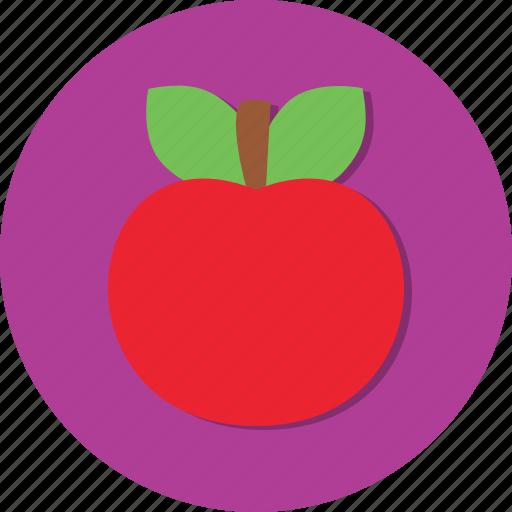 food, fruit, healthy, tomato, vegetable icon