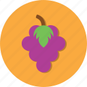 food, fruit, grape, vegetable