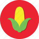 corn, eat, food, health, vegetable icon