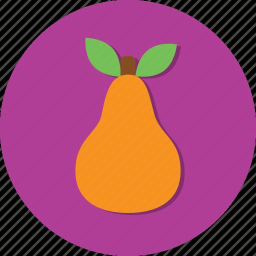 food, health, healthy, leaf, pear icon