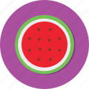 eat, food, fruit, health, watermelon icon