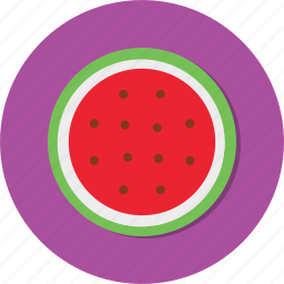 eat, food, fruit, health, watermelon icon