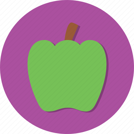 food, fruit, healthy, paprika, vegetable icon