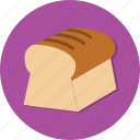 bread, breakfast, cake, dessert, eat, food, meal icon